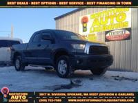 Options:  2008 Toyota Tundra Sr-5|Blue|Black|119|399