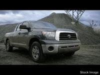 Options:  2008 Toyota Tundra Sr5 5.7L V8|Here's A Great