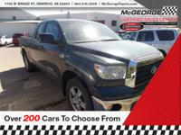 New Price! 2008 Toyota Tundra SR5 Green Power Windows,