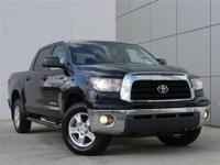 This 2008 Toyota Tundra CrewMax Truck features a 5.7L 8