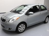 This awesome 2008 Toyota Yaris comes loaded with the