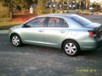 Options:  2008 Toyota Yaris |Green|5 Passenger|Air
