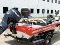 ....2008 BASS TRACKER 175 TXWMERCURY MARINE 60 HP FUEL
