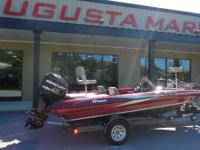 We performed the service on this outboard to consist of