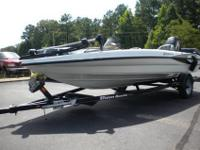 VERY NICE 2008 TRITON EXPLORER WITH 90HP MERCURY ENGINE