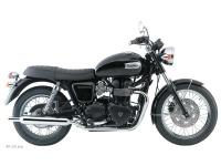 2008 Triumph Bonneville Black ONE OWNER GREAT SHAPE!!!