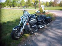 2008 TRIUMPH ROCKETT 3   5SPEED 4000 MILES
