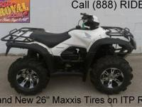 2008 used Honda Foreman 500 4WD ATV for sale - only