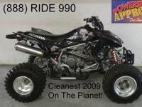 2008 used Honda TRX450ER ATV for sale only $4,299!