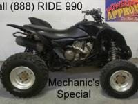 2008 used Honda TRX450ERF ATV for sale - only $4,599!!