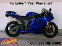 2008 Used Kawasaki Ninja 250R- For sale only $2,499!!