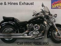 2008 used Kawasaki VN1500N classic motorcycle for