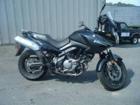 We have a used 2008 V-Strom 650 ABS. If you're looking