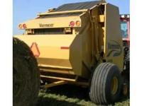 Description Make: Vermeer Year: 2008 4,200 Bales, Net