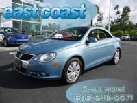 This Convertible is hot! This Volkswagen Eos gets 21
