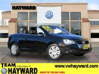 Options:  2008 Volkswagen Eos Komfort Hard Top
