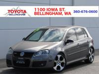 RARE GTI * 6-SPEED MANUAL * LEATHER/HEATED SEATS *