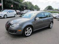 THIS IS A 2008 VW GTI 4 DOOR HATCHBACK, 6SPD MANUAL