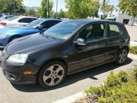 Clean CARFAX. Charcoal 2008 Volkswagen GTI FWD  6-Speed
