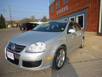 This Jetta is a local trade. The SEL is the top of the
