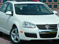 Options:  2008 Volkswagen Jetta Sedan