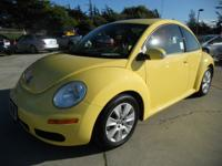 Options Included: N/AFUN FUN FUN! THE VOLKSWAGEN BEETLE