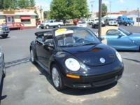 Options Included: N/AClean one owner off lease Beetle