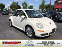 **HARD TO FIND** 2008 Volkswagen New Beetle Coupe