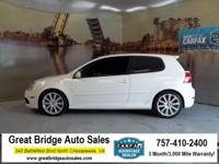 2008 Volkswagen R32 CARS HAVE A 150 POINT INSP, OIL