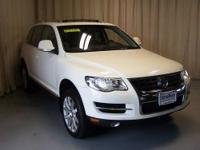 2008 Volkswagen Touareg 2 Sport Utility V6 Our Location