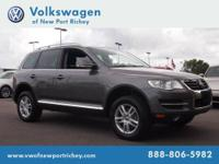 2008 VOLKSWAGEN Touareg 2 SUV 4dr V6 Our Location is: