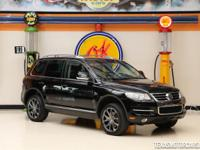 Options:  2008 Volkswagen Touareg 2 V6|Financing Is