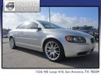 This 2008 Volvo C70 w/ Leather, DynAudio Sound System,