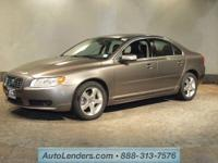 This CERTIFIED preowned 2008 VOLVO S80 comes equipped