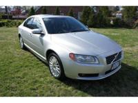This One Owner Volvo S80 has a clean CARFAX history