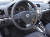 2008 Volkswagen Jetta-4 Cyl. Sedan 4D Wolfsburg Turbo
