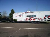 2008 Weekend Warrior FTL4005 5th Wheel in Excellent