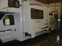 2008 Winnebago Access M31J. First appearing in 1960