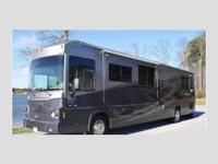 2008 Winnebago Destination 39W, 2008 with low mileage: