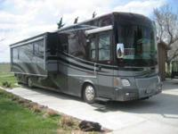 2008 Winnebago Vectra. This Class A in full self