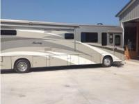 2008 Winnebago Quest 37H, Fresh health condition,