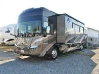 2008 WINNEBAGO TOUR 40TD, Espresso, the 2008 winnebago