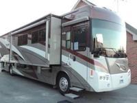 2008 Winnebago Tour (40WD) with 3 slides, 25,676 miles.