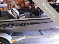 This Xpress is the ideal boat for folks just starting
