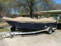 Boat Type: Power What Type: Angler Year: 2008 Make: