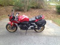 For Sale: 2008 Yamaha FZ1, 1000cc Sport TouringADULT