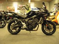 Motorcycles Sport 6359 PSN. 2008 Yamaha FZ6 TONS OF