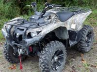 Clean 2008 Yamaha Grizzly 700 FI Auto 4X4. In Very Good