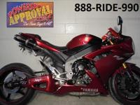 2008 Yamaha R1 used Crotch Rocket for sale only $179