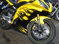 2008 Yamaha R6 CLEAN! This bike is ready for you and